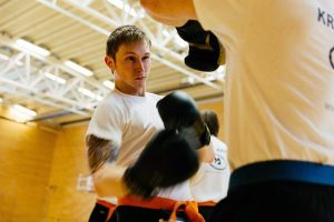 WHAT IS FEKM KRAV MAGA, AND WHO IS RICHARD DOUIEB?