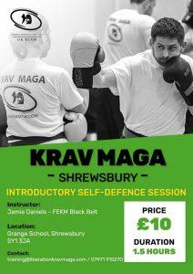 Krav Maga Basics Course
